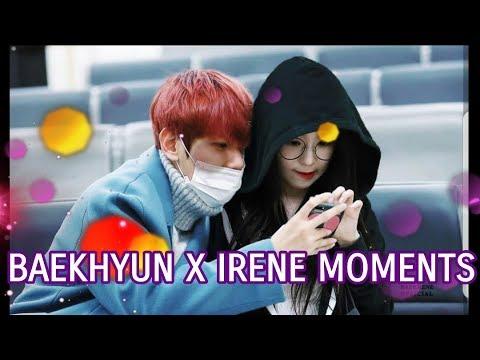 Baekhyun og seulgi dating