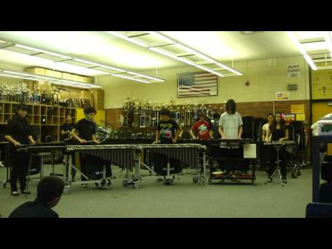 2011 - Snowfall - Glen A. Wilson High School
