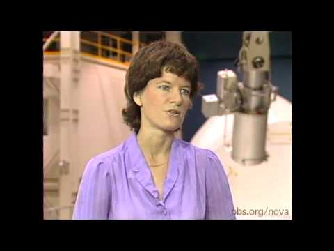 An Interview with Sally Ride