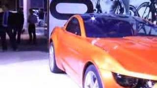 Ford Mustang Giugiaro Concept Videos