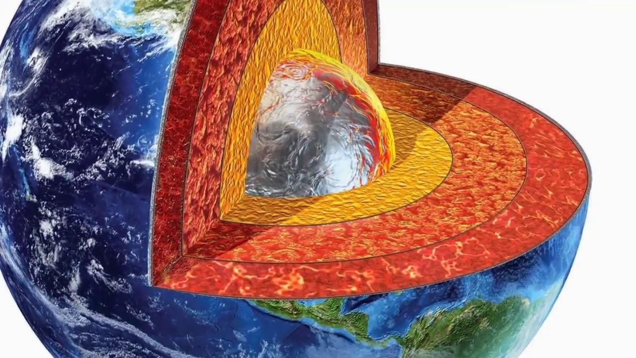 как земля строение планеты фото является сербом