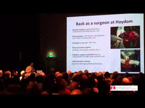 Emanuel Nuwass - How to become a surgeon in 2014 in Tanzania a personal story