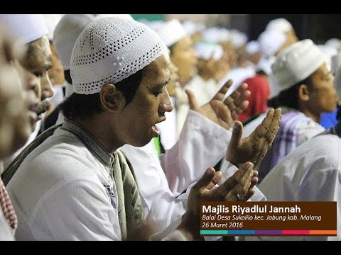 Dzakakubabun & Ya Rasulullah Salamun 'Alaik @ Jabung (26 Maret 2016) ♦ Majlis RIYADLUL JANNAH