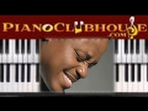 🎹   WAR - Charles Jenkins (easy gospel piano tutorial lesson)