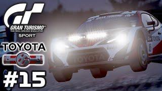 GRAN TURISMO SPORT - Toyota 86 Gr.B Rally Car - Gameplay - Part 15