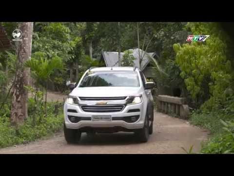 TrongThế Giới Xe | Chevrolet Trailblazer 2017 sắp về Việt Nam