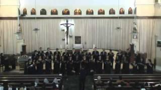 Domenico Bartolucci - Kyrie (Missa de Angelis) - Cappella Victoria Jakarta