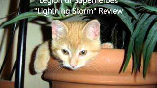 "Legion of Superheroes ""Lightning Storm"" Review"