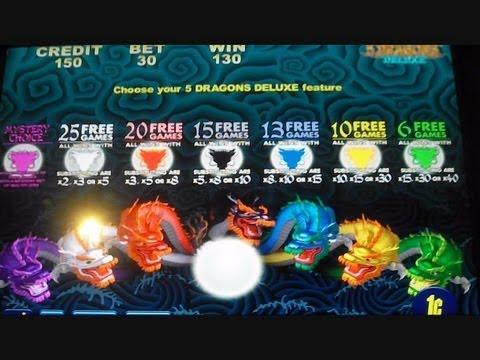 free 5 dragon deluxe