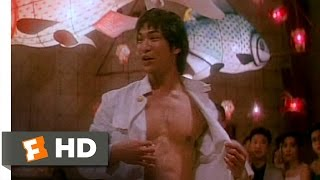 Dragon The Bruce Lee Story (1/10) Movie CLIP - Fighting the Sailors (1993) HD