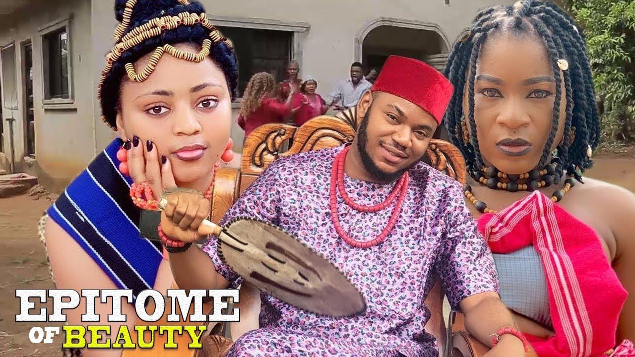 Download Epitome Of Beauty (new Movie) Season 1 - Regina Daniels|2019 Latest Nigerian Nollywood Movie