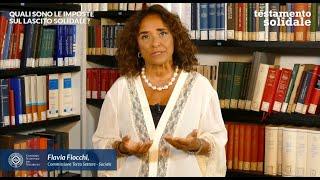 11/09/2020 - Giornata Internazionale del Lascito Solidale