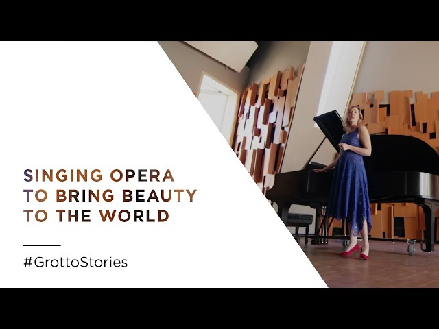 Singing Opera to Bring Beauty to the World