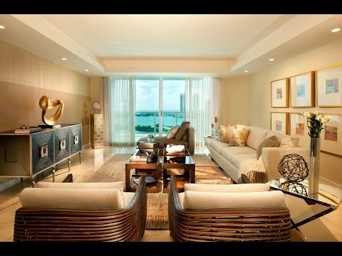 Luxury Modern Dining Room Living Room - Interior Design Ideas