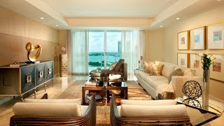 Luxury modern dining room living room interior design ideas