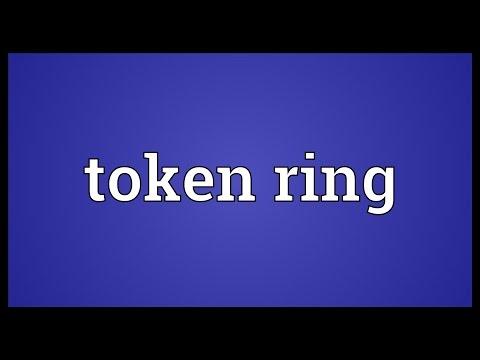 Token Ring Meaning