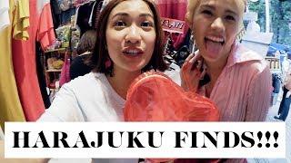 Thrift Shopping in Harajuku, Tokyo | Laureen Uy