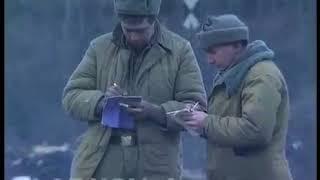 Война в Чечне. Минометчики в боях за Грозный.  январь 1995 года