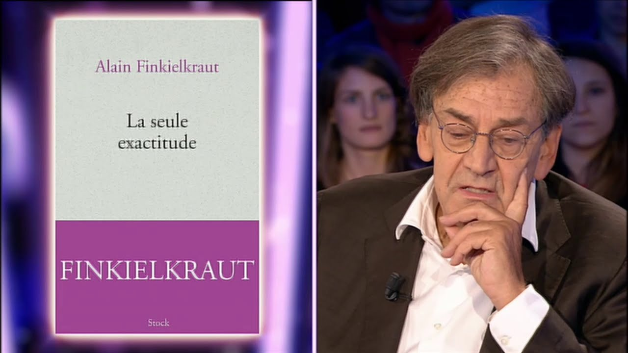 Alain finkielkraut on n 39 est pas couch 3 octobre 2015 onpc youtube - Finkielkraut on n est pas couche ...