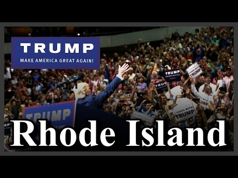 LIVE Donald Trump Warwick Rhode Island AMAZING Rally RI (4-25-16) FULL SPEECH HD STREAM ✔
