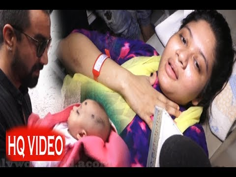 UNCUT  Ajaz Khan Fights With Hospital Authority To Help A Media Female Parson
