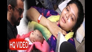 UNCUT  Ajaz Khan Fights With Hospital Authority...
