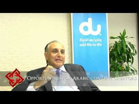 Executive Focus: Osman Sultan, CEO, Du