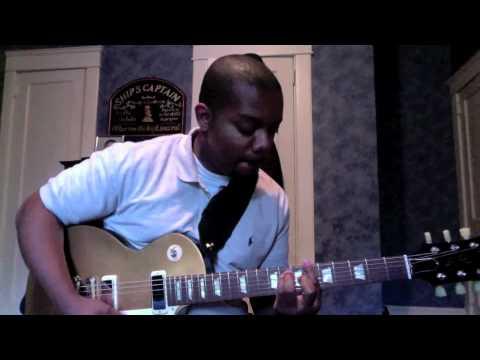 Tyrese: Signs of Love Making (R&B Guitar Tutorial)
