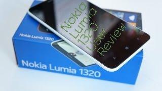 Nokia Lumia 1320 User Review (MyNokiaBlog)