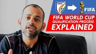 How India can qualify for FIFA World Cup? FIFA World Cup Qualification Process for India