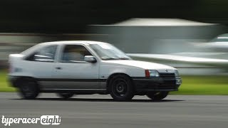 WKT 685hp Opel Kadett 2.0T: A wolf in Sheepsclothing!