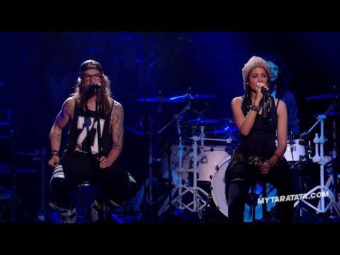 "Shaka Ponk  Camille et Julie Berthollet ""Smells Like Teen Spirit"" Nirvana"