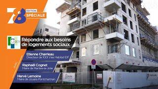 Université des mairies 2019 – Répondre aux besoins de logements sociaux