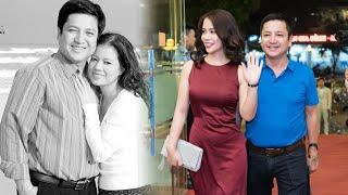 Danh hài Chí Trung ly hôn vợ sau 30 năm gắn bó và đang hạnh phúc bên bóng hồng kém 17 tuổi