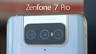 АКРОБАТ. Обзор ASUS Zenfone 7 Pro с 200-Гц тачем, Snapdragon 865+ и уникальной камерой