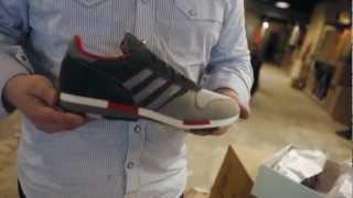 Hanon x Adidas Consortium CNTR- Live Look