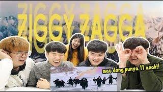 Download lagu [HEBAT!!!] KOREAN REACTION - ZIGGY ZAGGA (GEN HALILINTAR) I 인도네시아 유명 유투버의 지기자가(ziggy zagga) 영상!!