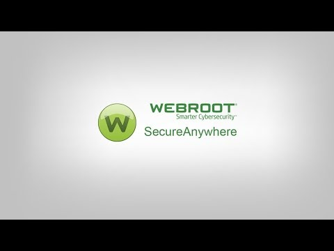 Webroot SecureAnywhere Tested!