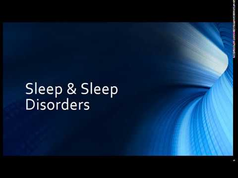 introduction sleeping disorder Sleep disorders: introduction sleep disorders: sleep disorders are disturbances of sleep that may be caused by many factors such as retirement and changes in social.