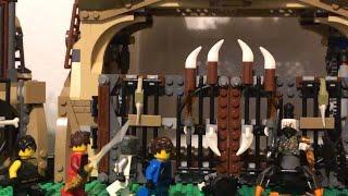 Ninjago Episode 53: The Resurrection of Lord Garmadon Episode 9: Battle Time