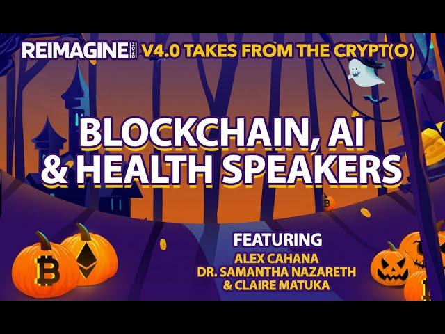 Panel - BTBlock - Blockchain, AI, & Health