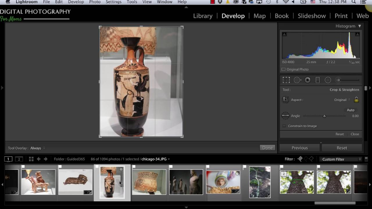 Lightroom change crop rotation youtube lightroom change crop rotation ccuart Images