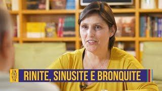 Rinite, sinusite e bronquite   Elnara Negri