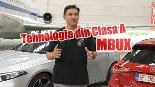 Tehnologia din Mercedes-Benz Clasa A - MULTIMEDIA