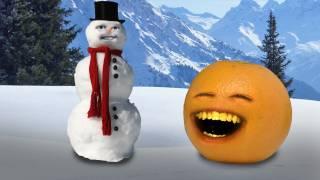 Annoying Orange - Orange Vs. Frosty