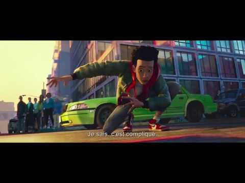 Spider-Man : New Generation – Bande-annonce 1 – VOST