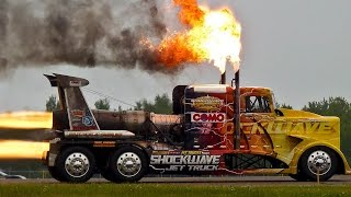 Top 10 Most Extreme Machines Ever Built    Pastimers