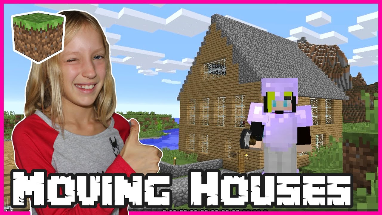 Moving into a new house in minecraft youtube for Moving into a new build house tips