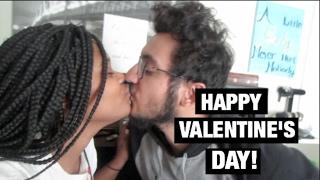 BREAKFAST IN BED & APARTMENT HUNTING! | Interracial/Blindian Couple | Yanick & Jaspreet