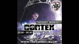 CORTEX - Mix Tribalismo Radio Greece ૐ Psytrance Nation ૐ